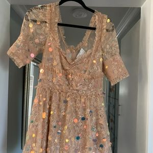GORGEOUS For Love and Lemons dress NEW with tags!